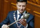 Il nuovo presidente ucraino ha già sciolto il Parlamento