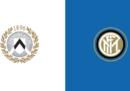 Udinese-Inter in TV e in streaming