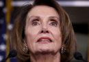 Gira un video modificato per far sembrare ubriaca Nancy Pelosi