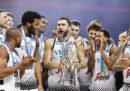 La Virtus Bologna ha vinto la Basketball Champions League