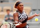 Il completo di Serena Williams per il Roland Garros disegnato da Virgil Abloh