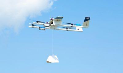 Questa estate Alphabet attiverà un servizio di consegne a domicilio con i droni a Helsinki