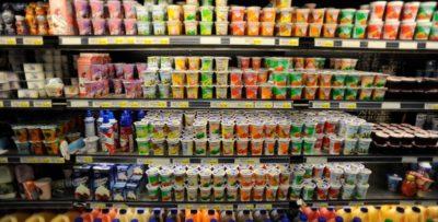 Non avete idea di quanti yogurt esistano