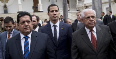 In Venezuela è stato arrestato il vicepresidente del Parlamento