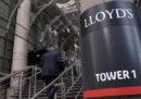 Due dirigenti di una compagnia dei Lloyd's di Londra si sono dimessi dopo essere stati accusati di molestie sessuali