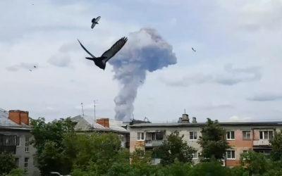 Russia: 79 feriti in esplosioni in fabbrica tritolo