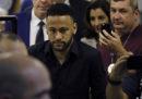 Neymar ha rilasciato una dichiarazione alla polizia di Rio de Janeiro sulla sua accusa di stupro
