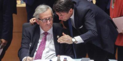 Come sta andando la trattativa con l'Europa