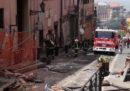 L'esplosione al comune di Rocca di Papa, vicino a Roma
