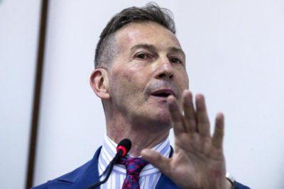 Luca Poniz è il nuovo capo dell'Associazione Nazionale Magistrati