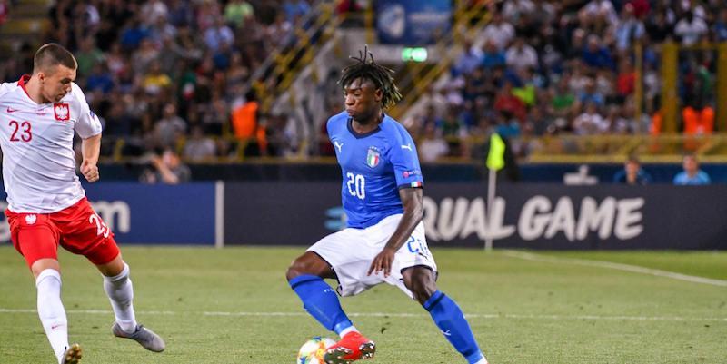 Belgio-Italia Under 21 1-3: Azzurrini secondi, qualificazione in bilico