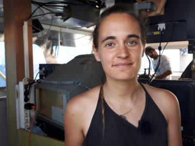 Carola Rackete, la capitana della Sea Watch 3, è indagata dalla procura di Agrigento