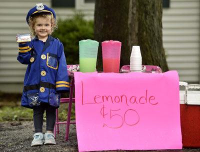 Il Texas ha legalizzato i banchetti della limonata dei bambini