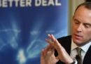 L'ex segretario britannico per Brexit Dominic Raab è stato eliminato dalle primarie per scegliere il nuovo leader dei Conservatori