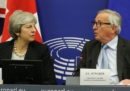 Juncker dice che i negoziati su Brexit non saranno riaperti