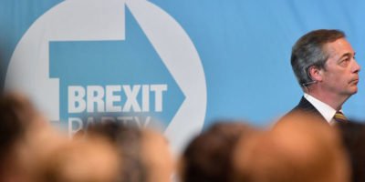 Nigel Farage potrebbe essere sospeso dal Parlamento Europeo
