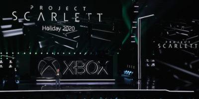 La nuova Xbox uscirà nel 2020