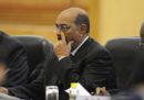 L'ex presidente del Sudan Omar al-Bashir è stato formalmente accusato di corruzione