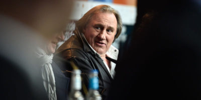 È stata archiviata l'accusa di stupro contro l'attore francese Gerard Depardieu