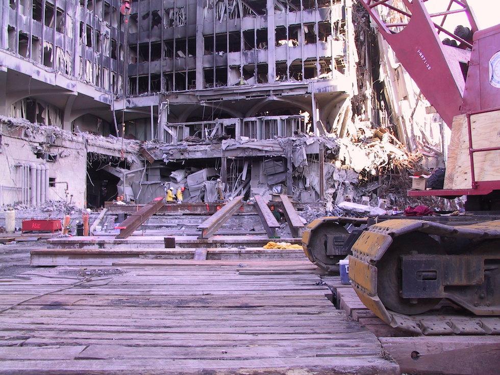 le foto dell 39 11 settembre ritrovate a una svendita di cose