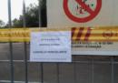 A cinque giorni dall'inaugurazione, un nuovo parcogiochi di Roma è stato chiuso per danneggiamenti