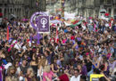 Lo sciopero delle donne in Svizzera