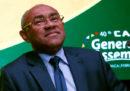 Il vicepresidente della FIFA Ahmad Ahmad è stato fermato e interrogato a Parigi