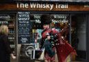 Le vendite di alcol in Scozia hanno raggiunto il loro minimo storico grazie a una legge introdotta un anno fa