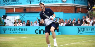 Andy Murray è tornato