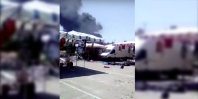Bombola esplode al mercato di Gela: bilancio feriti sale a 14