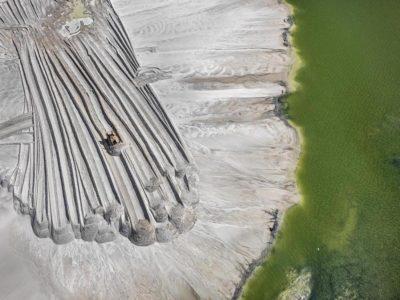 Foto dalla nostra era geologica