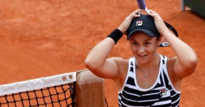 Ashleigh Barty ha vinto il Roland Garros