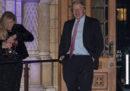 È intervenuta la polizia a casa del politico britannico Boris Johnson e della sua compagna, dopo che i vicini avevano sentito urla e rumori di cose rotte
