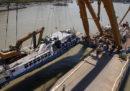 Il numero di persone morte nel naufragio di una imbarcazione turistica sul Danubio è salito a 25