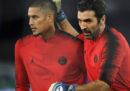 Gianluigi Buffon lascia il Paris Saint-Germain