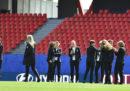 La terza giornata del Campionato mondiale di calcio femminile