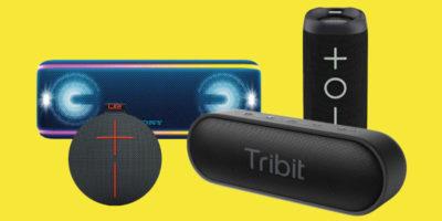 Quattro buone casse portatili Bluetooth