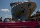 Gli Stati Uniti hanno vietato a tour organizzati e a navi da crociera di fare tappa a Cuba