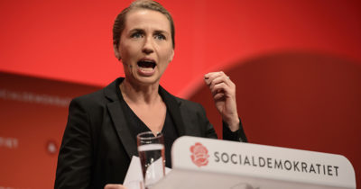 In Danimarca hanno vinto i Socialdemocratici