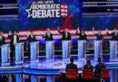 Come è andato il secondo dibattito dei Democratici