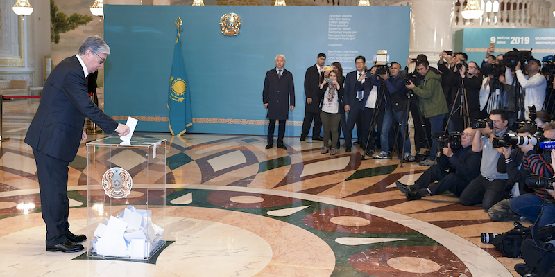 Kazakistan al voto, cento oppositori sono stati arrestati