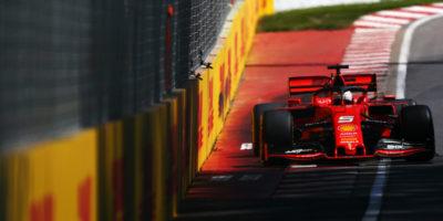 Sebastian Vettel partirà dalla pole position nel Gran Premio del Canada di Formula 1