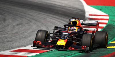 Max Verstappen ha vinto il Gran Premio d'Austria di Formula 1