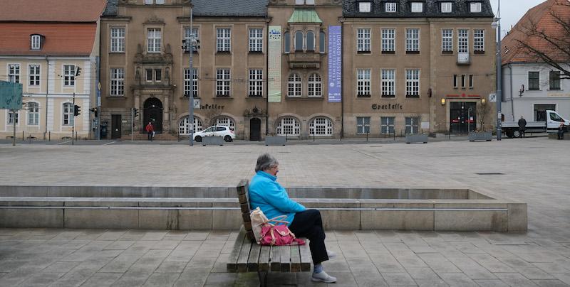 La Germania dell'est si sta svuotando
