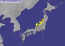 C'è stato un terremoto di magnitudo 6.8 in Giappone, e c'è un'allerta tsunami