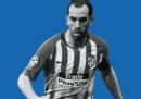 Diego Godin è il primo acquisto dell'Inter