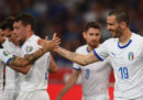 L'Italia ha battuto 3-0 la Grecia nelle Qualificazioni agli Europei del 2020