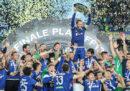 L'Hellas Verona è stato promosso in Serie A