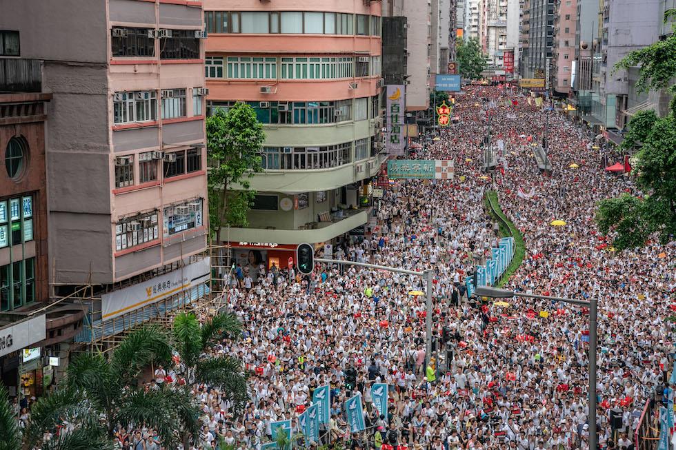 Hong Kong sesso