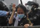 La polizia di Hong Kong ha arrestato 11 manifestanti per le proteste contro l'emendamento sull'estradizione